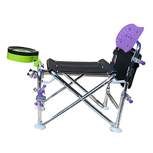 Aluminium Vissen Stoel, Size Multifunctionele Folding Vissen Chair, Viskrukje Outdoor Vissen Chair,small sizes