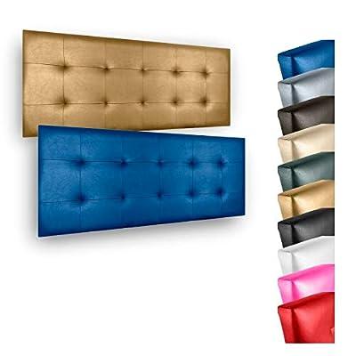 🛌🏽Cabecero de Cama, modelo MALLORCA 🍪 , tapizado en Polipiel Azahar de Alta Calidad. Es un modelo elegante y moderno📲 🎨Detalle estético formado por 18 cuadrículas simétricas y sus puntos de unión sumergidos al interior. 😎Nuestra tela polipiel Azahar ...
