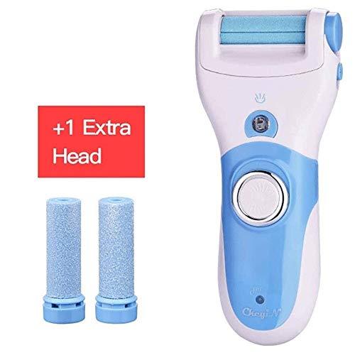 XiaoGuo Électrique Pédicure Pied Dossier Callus Remover Outil Rasoir électrique Callus Remover Pédicure callosités, Cracked, Peau Dure