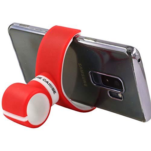 Loop Keeper - Soporte para teléfono, botella o botella de agua para coche, bicicleta, patinete o escritorio, se coloca en ventilación