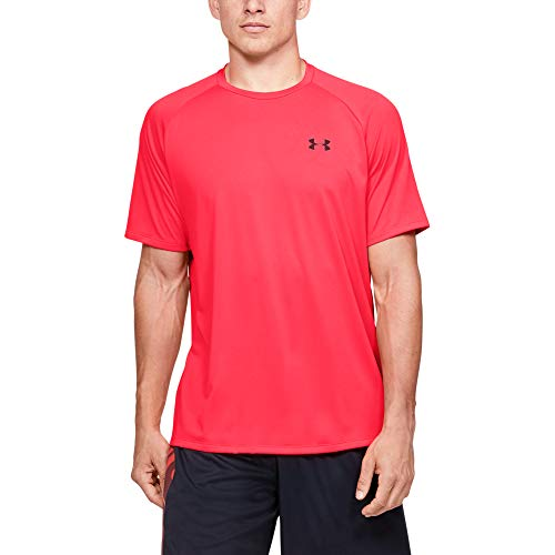 Under Armour Herren Tech 2.0 Kurzarm-T-Shirt, Beta (628)/Cordova, Größe M