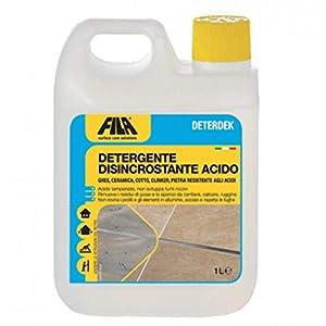 Fila Solutions – Deterdek – – 1 litro – detergente desincrustante ácido