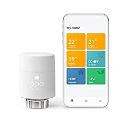 Control your heating from anywhere with the tado° app on your phone, and have a clear overview of your climate history and savings Reduce your energy consumption, save money, and enjoy the perfect room temperature at all times with help from intellig...