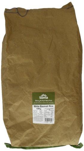Suma White Basmati Rice 10 Kg