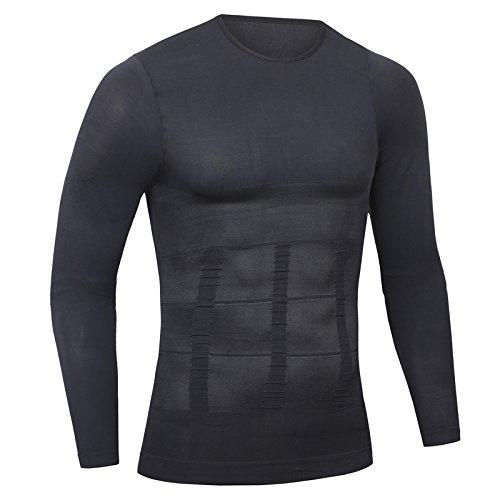 【超加圧版】メンズ コンプレッションウェア 加圧シャツ メンズ 加圧インナー 長袖 半袖 補正下着 スポーツ トレーニング ランニング お腹引き締め 脂肪燃焼