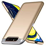 HUOCAI Kompatibel mit Samsung Galaxy A80 Hülle Dünn