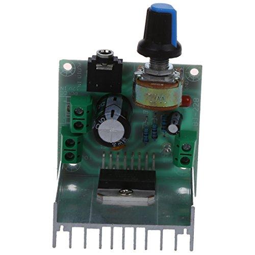 『モジュール,SODIAL(R)AC/DC 9V-15V/12V 15W+15W TDA7297バージョンBデュアルチャンネルアンプボードモジュール』の3枚目の画像
