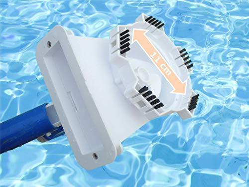 Aspirateur à batterie lithium Poolwonder v2 nettoyeur de piscine