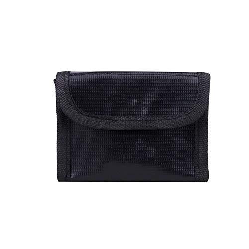 XuCesfs Bolsa de almacenamiento de seguridad portátil para exteriores con batería LiPo a prueba de explosiones compatible (tamaño: 2)