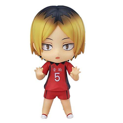 From HandMade Haikyu !!Abbildung Kozume Kenma Abbildung Anime Chibi Figur Action-Figur