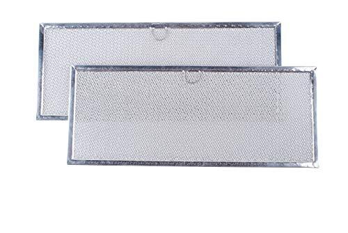 71002111 Range Hood Grease Filter for Compatible with Maytag Jenn Air AP4089172 PS2077593 71002111 AP4089172 580029 7-15290 715290 AH2077593 Broan Range Hood Filter (2 pack)