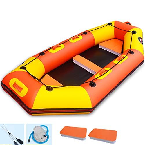 YUESFZ Kayaks y piraguas de mar Barco De Goma De Fondo Duro