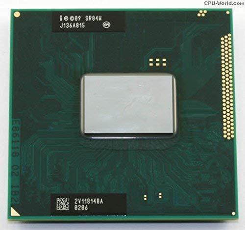 SR04W Intel Core i5 2430M Dual-Core Prozessor (2,4 GHz / 3 MB Cache CPU Prozessor SR04W, Renewed)