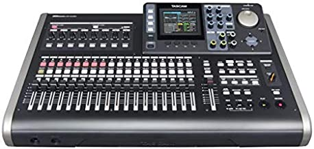 Tascam DP-24SD 24-Track Digital Portastudio Multi-Track Audio Recorder