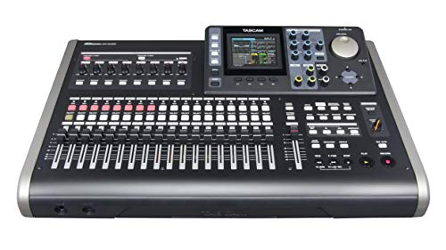 Tascam DP-24SD – Portastudio digital de 24 pistas