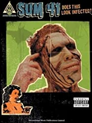 Sum 41: does this look infected? - guitar recorded versions guitare