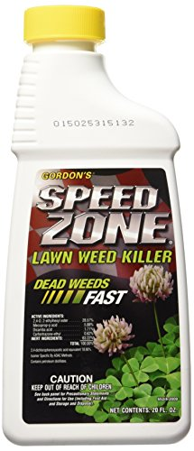 PBI/Gordon 652400 Speed Zone Lawn Weed Killer, 20-Ounce -...