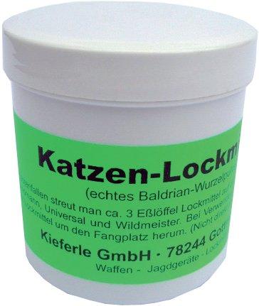 Kieferle Katzenlockmittel 100 g Katzen Lockmittel