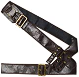 AMSCAN Pirate Bandolier Belt Halloween Costume Accessory for Adults, One Size