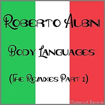 Body Languages (The Remixes, Pt. 1)