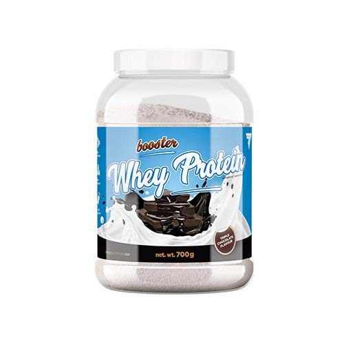 Trec Nutrition Booster Whey Protein 700g Whey Protein Powder Build Muscle (Triple Chocolate)