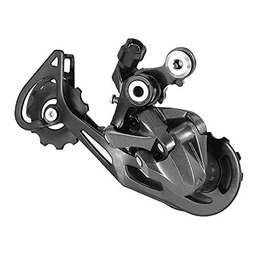 freneci Desviador Trasero M4000 de 9/27 velocidades, Bicicleta de Carretera, Bicicleta de montaña, desviador de transmisión Trasera, regulador de Velocidad