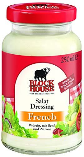 Block House Salat-Dressing French - 1 x 250 ml