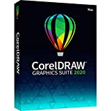 CorelDRAW Graphics Suite 2020 | Graphic Design, Photo, and Vector Illustration Software [Mac Key Card] [Old Version]