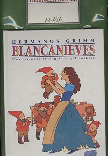 Blancanieves : audio cuentos