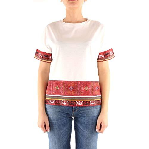 Max Mara - Camiseta - para mujer rojo XS