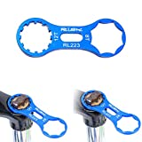 VANICE Bicycle Fork Wrench for Suntour XCM XCR XCT RST Suspension Cap Spanner Tool for Mountain Road Bike MTB Fork Removal