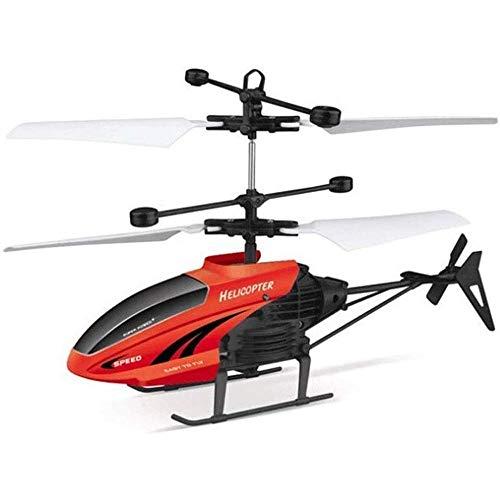 FZC-YM Helicóptero de Control Remoto Profesional 2.4GHz 2.5CH Interior al Aire Libre Anti-caída Anti-colisión Avión de hélice RC Giroscopio Incorporado Mini Avión eléctrico RC Juguete Recargable