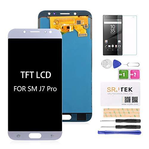 TFT LCD Scherm Vervanging voor Samsung Galaxy J7 Pro 2017 J730 J730F/DS J730G/DS J730GM/DS 5.5