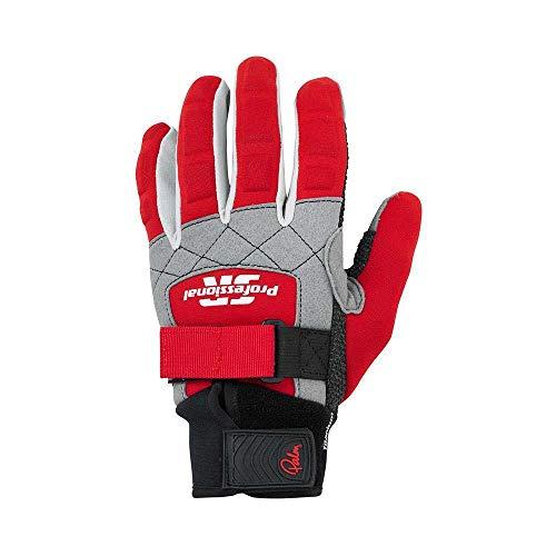 Palm kajak of kajakken - Pro 2mm neopreen wetsuit-handschoenen - Rood - Gemakkelijk stretch - Unisex - Armortex versterkte palm