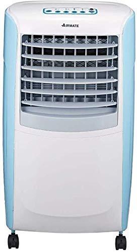 N/ A Mobile Klimaanlage Lüfter Luftkühler 3 In 1, Luftkühlung Befeuchtungsreinigung 55W 10 L.