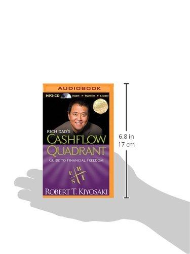 Rich Dad's Cashflow Quadrant (Rich Dad's (Audio))