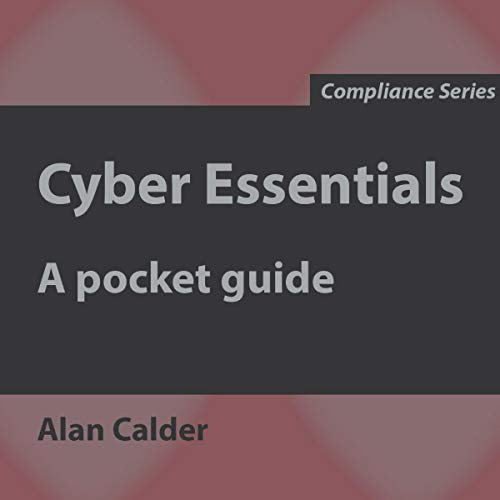 Cyber Essentials audiobook cover art