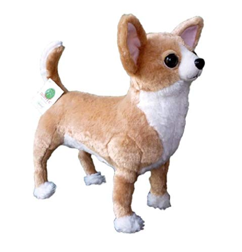 Adore 13' Standing Taco The Farting Chihuahua Dog Stuffed Animal Plush Toy