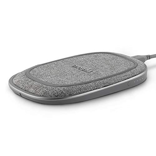 Moshi 99MO022213 Porto Q 5K Batterie Portable Avec Chargeur Sans Fil Intégré