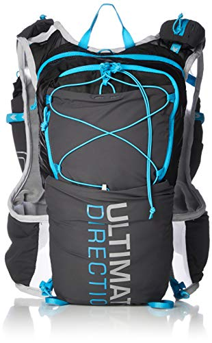 Ultimate Direction Mens Adventure Vest Signature Series 5.0 for Trail Running, Night Sky, Large