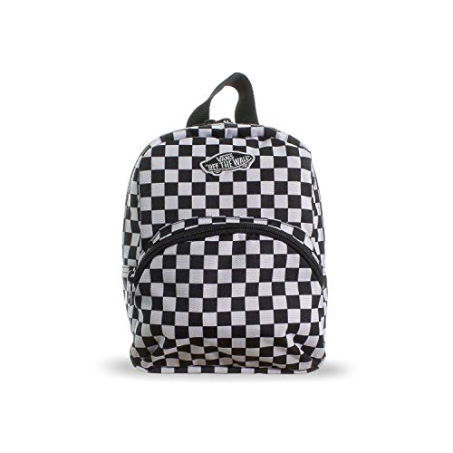 Vans GOT THIS MINI BACKPACK BLACK-WHITE CHECKERBOARD, One Size