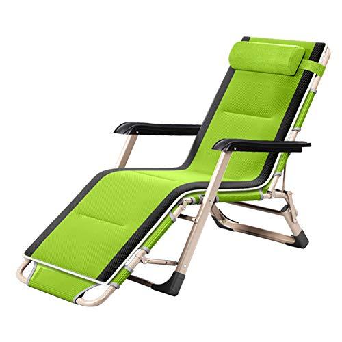 Silla plegable reclinable Siesta Office Siesta Chair Outdoor Beach Chair