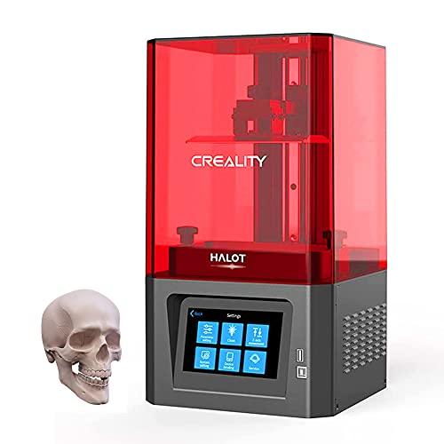 Imprimante 3D en Résine Photopolymérisable Creality 3D SLA...