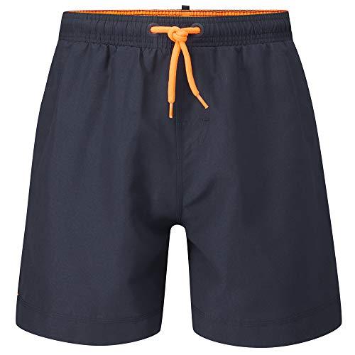 Charles Wilson Bañador Pantalón Corto Playa Baño para Hombre (3XL, Navy (0520))
