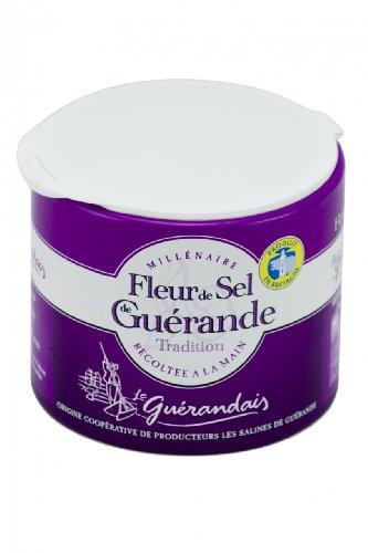 Le Guérandais - Fleur de Sel de Guérande - 125 g