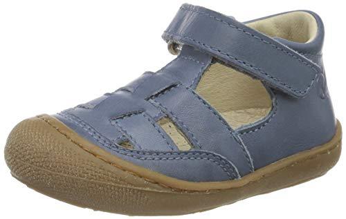 Naturino Jungen WAD Sandale, Blu Celeste 0c08, 25 EU