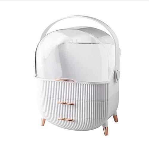 JLYLY Kosmetik Skin Care Produkt Storage Box Schlafzimmermöbel Lagerschrank Einfache,Weiß