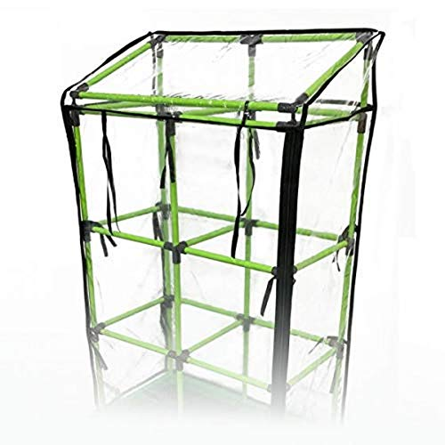 Bio Green JGL-C City Jungle Haube, transparent