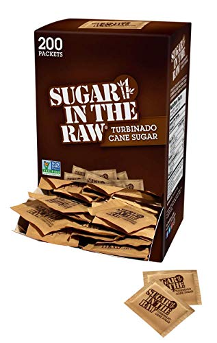 Sugar in the Raw - 50319_EACH Sugar In The Raw, 200 Count