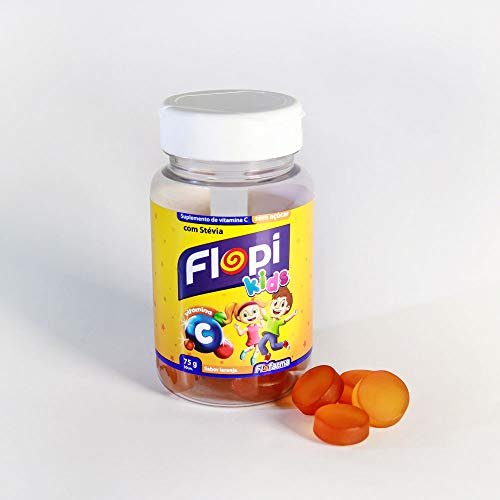 Suplemento em Gelatina de Vitamina C